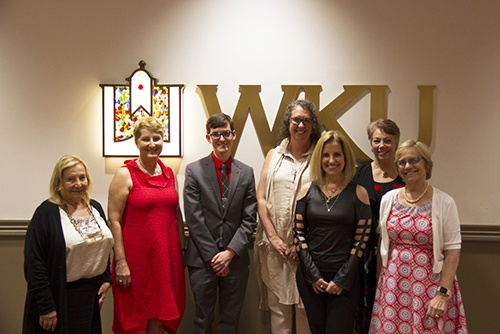 WCGTC Executive Committee Meets at WKU